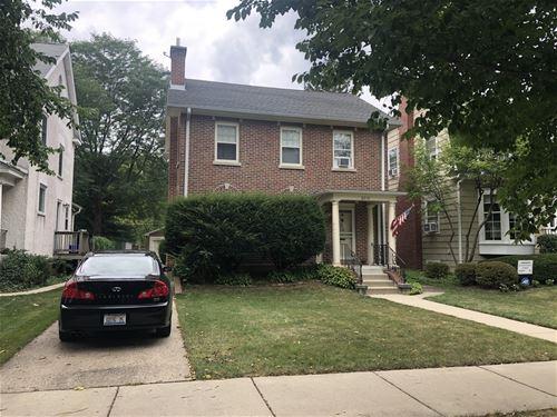 2210 Forestview, Evanston, IL 60201