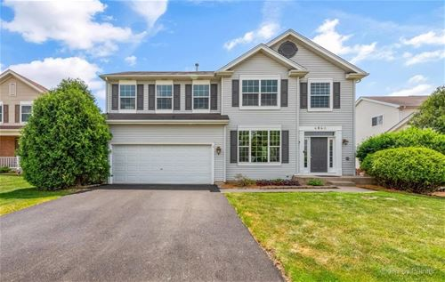 4840 Thistle, Lake In The Hills, IL 60156
