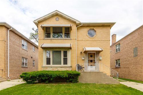 5330 W Sunnyside, Chicago, IL 60630