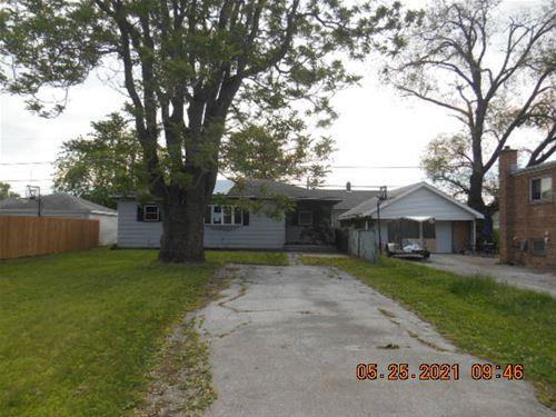 1313 Gordon, Calumet City, IL 60409