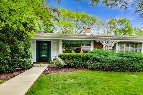 611 Carriage Hill, Glenview, IL 60025