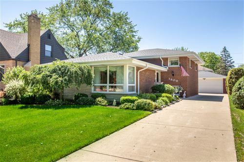 1809 Glenview, Park Ridge, IL 60068