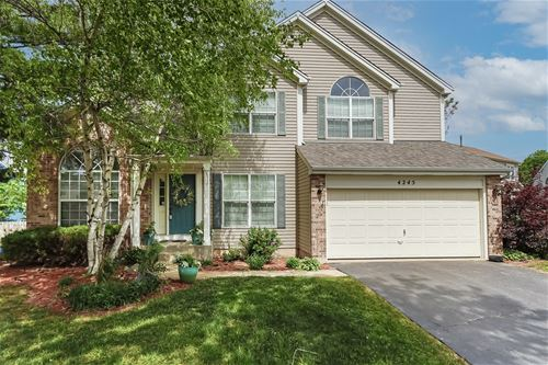 4245 Peartree, Lake In The Hills, IL 60156