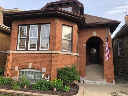 5531 W Agatite, Chicago, IL 60630