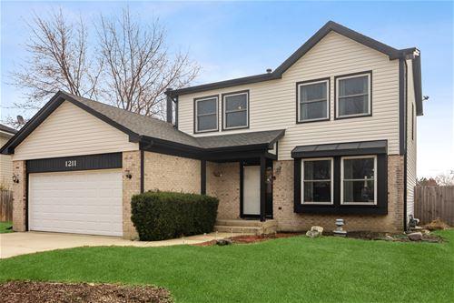 1211 Diane, Elk Grove Village, IL 60007