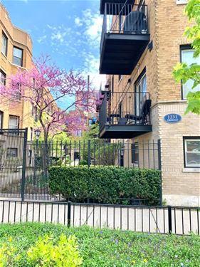 1231 W Greenleaf Unit 1, Chicago, IL 60626