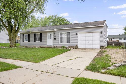 316 Hayes, Romeoville, IL 60446