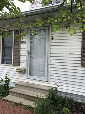 1209 Wilcox, Joliet, IL 60435