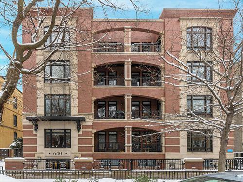 640 W Barry Unit 404, Chicago, IL 60657