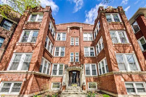 1532 W Rosemont Unit 3, Chicago, IL 60660