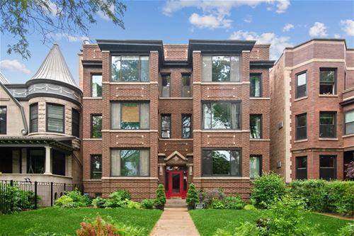 4145 N Greenview Unit 3, Chicago, IL 60613