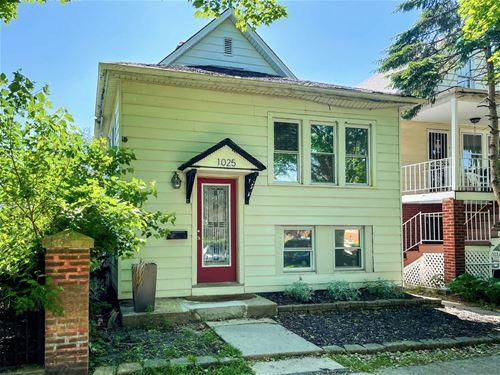 1025 Dewey, Evanston, IL 60201