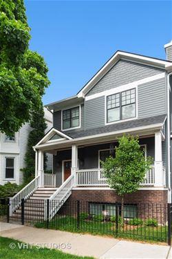 2615 N Bosworth, Chicago, IL 60614