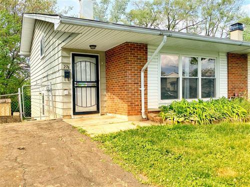 276 W Berkley, Hoffman Estates, IL 60169