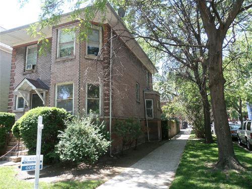 4956 N Claremont, Chicago, IL 60625