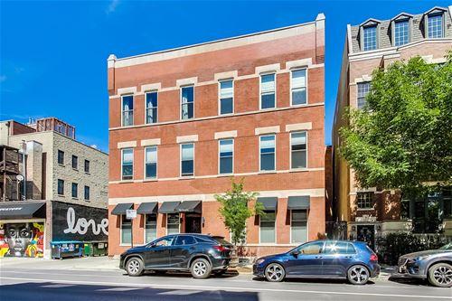 1857 N Damen Unit 3N, Chicago, IL 60647