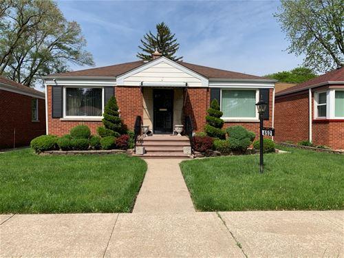 452 Linden, Bellwood, IL 60104