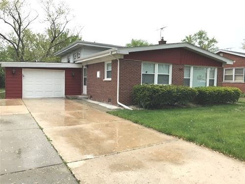864 Willow, Chicago Heights, IL 60411