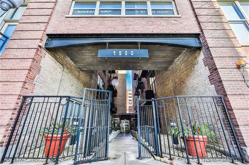1500 W Monroe Unit 519, Chicago, IL 60607