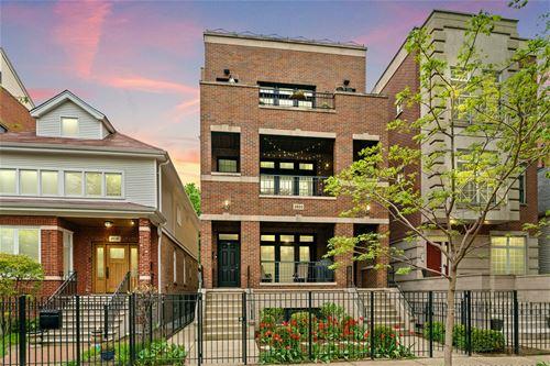 3820 N Greenview Unit 3, Chicago, IL 60613