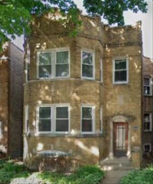 5813 N Maplewood, Chicago, IL 60659