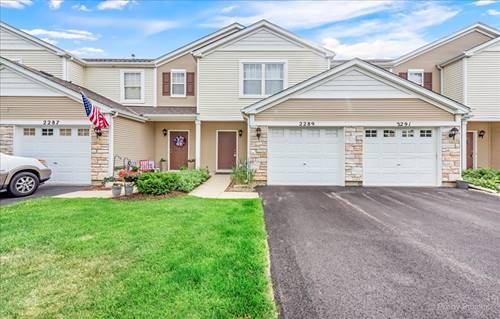 2289 Flagstone, Carpentersville, IL 60110