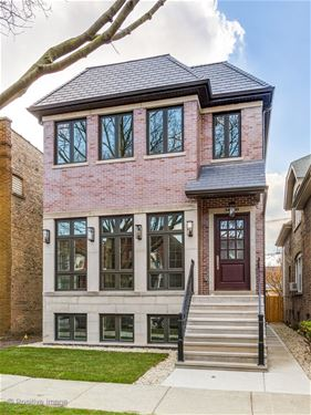 3726 N Bell, Chicago, IL 60618