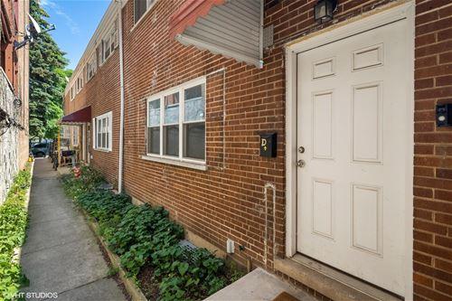 6140 N Winthrop Unit D, Chicago, IL 60660