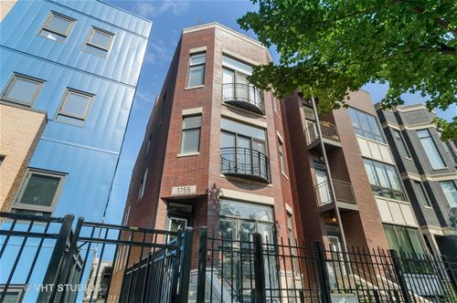 1755 N Artesian Unit 2, Chicago, IL 60647