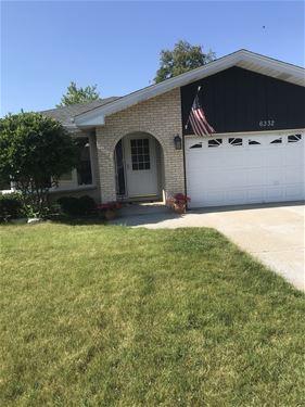 6332 W 94th, Oak Lawn, IL 60453