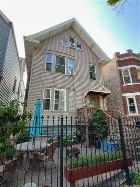 2126 N Hamlin, Chicago, IL 60647