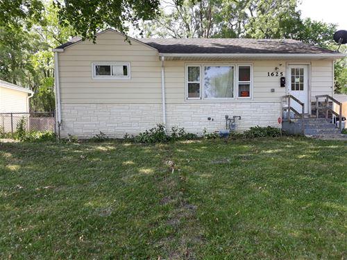 1625 Mckay, Waukegan, IL 60087