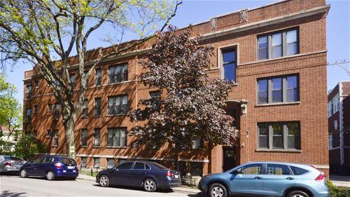 1516 W North Shore Unit C3, Chicago, IL 60626