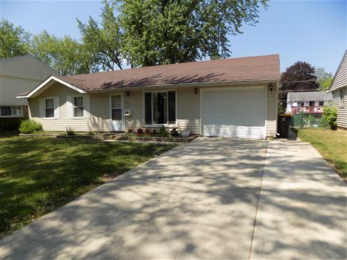 208 Villa, Streamwood, IL 60107