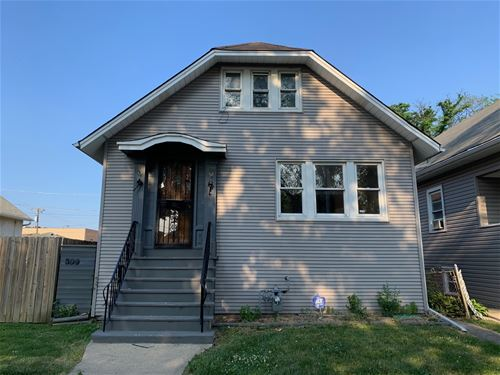 309 22nd, Bellwood, IL 60104
