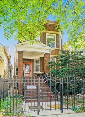 2449 N Springfield, Chicago, IL 60647