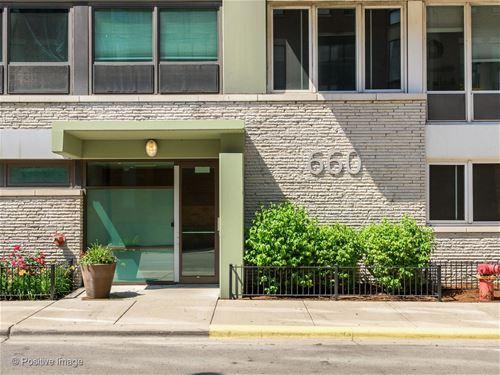 660 W Wayman Unit 106B, Chicago, IL 60661