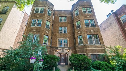 6439 N Bell Unit 1S, Chicago, IL 60645