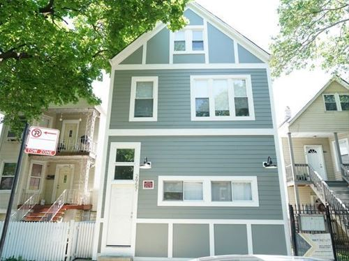 2957 N Avers, Chicago, IL 60618