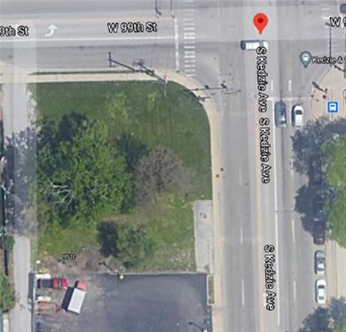 9900-9910 S Kedzie, Evergreen Park, IL 60805