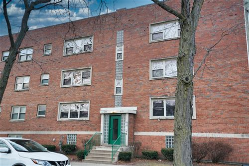 637 Brummel Unit 1, Evanston, IL 60202