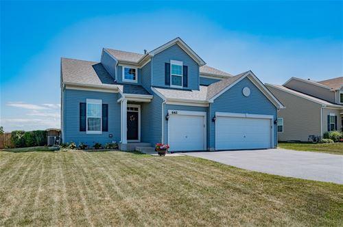 661 Windett Ridge, Yorkville, IL 60560