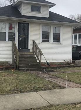 1327 Prairie, Chicago Heights, IL 60411