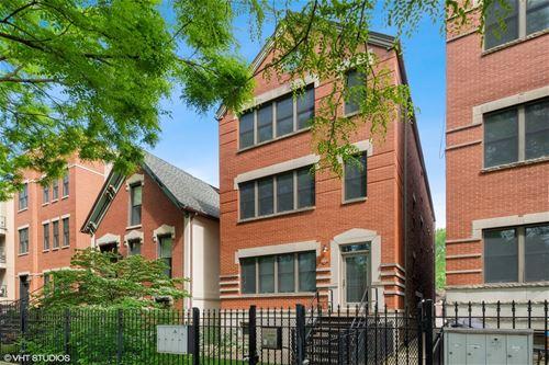 2136 W Schiller Unit 2, Chicago, IL 60622