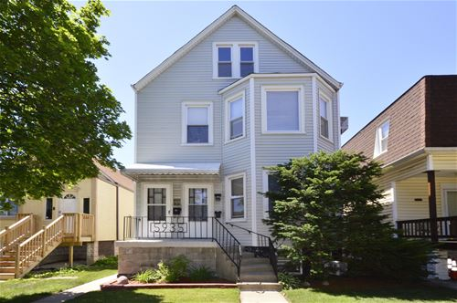 5935 W Giddings, Chicago, IL 60630