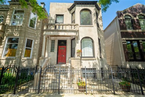 2465 N Albany, Chicago, IL 60647