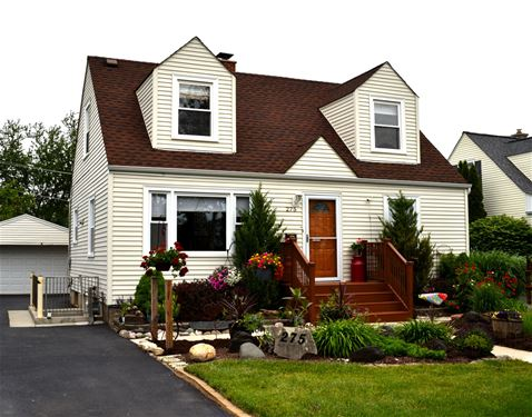 275 W Butterfield, Elmhurst, IL 60126