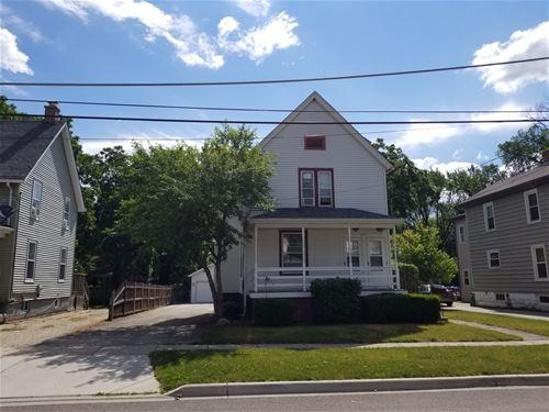 331 S Hayward, Woodstock, IL 60098