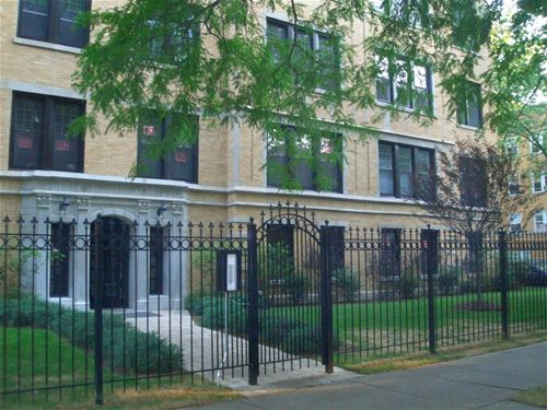1849 W Lunt Unit 3C, Chicago, IL 60626