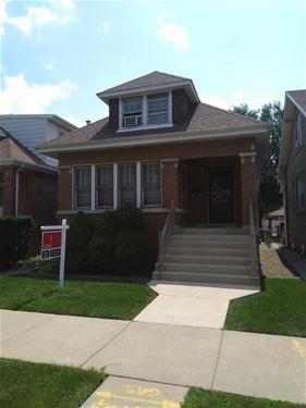 5621 W Eddy, Chicago, IL 60634